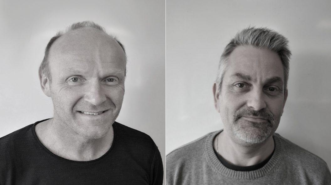 Vi ønsker to nye ansatte velkommen!